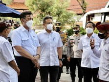 Luhut: Kasus Covid-19 di Bali Meningkat Usai Acara Keagamaan