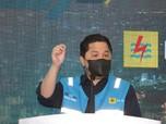 Titah Erick Kepada PLN: Produksi 2 Ton Oksigen Medis per Hari
