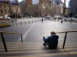Bak Kota Zombie, Australia Sepi karena Kasus Covid-19 Meledak