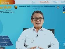 ESDM & Kemendikbud-Ristek Kolaborasi Genjot PLTS di RI