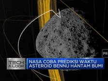 NASA Coba Prediksi Waktu Asteroid Bennu Hantam Bumi