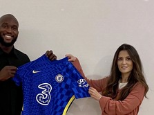 Transfer Pemain Liga Inggris Hari ini: Lukaku Gabung Chelsea