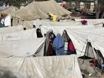 Dikepung Taliban, Warga Afghanistan Kabur ke Tenda-Tenda