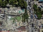 1.200 Lebih Orang Tewas, Gempa Dahsyat Guncang Haiti