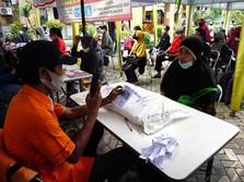 Pemerintah Siapkan Rp 682,8 T Buat Kesehatan & Sosial di 2022