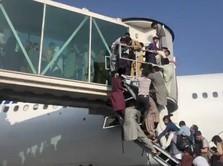 Usai Dirusak, Bandara Kabul Segera Beroperasi Kembali
