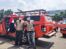 Gerakan Mobil Masker Menjangkau Wilayah Aglomerasi