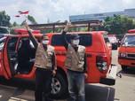 Gerakan Mobil Masker Mulai Jangkau Wilayah Aglomerasi