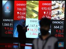 Wall Street Berdarah-darah, Semoga IHSG Kuat Hadapi Tekanan