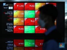 Wall Street & Eropa Jeblok 2%, Berani Lihat IHSG Hari Ini?