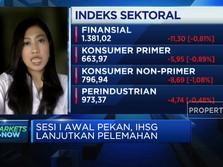 Jokowi Sampaikan RUU APBN 2022, IHSG Terkoreksi Lebih Dari 1%