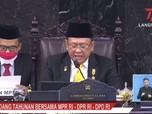 Di Depan Jokowi, Ketua MPR Bicara Perubahan Terbatas UUD 1945