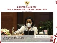 Sri Mulyani: Pandemi Covid-19 akan Jadi Endemi di Tahun 2022