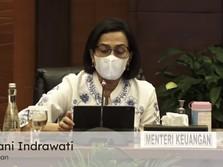 Begini Penjelasan Sri Mulyani Soal Tarif Cukai Rokok di 2022