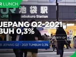 PDB Jepang Q2-2021 Tumbuh 0,3%