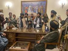 Taliban Umumkan 'Amnesti' dan Desak Perempuan Bergabung