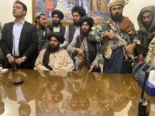 20 Tahun Perang, Taliban Kuasai Istana Presiden Afghanistan