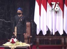 Jokowi Berbusana Adat Baduy di Sidang Tahunan MPR RI