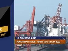Target PDB RI 2022 Hingga Belanja Konsumen China Lesu