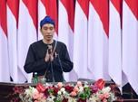 Pesan Jokowi di HUT Kemerdekaan RI: Indonesia Tangguh!