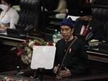 Jokowi Janjikan Rp 384,8 T untuk Bangun Infrastruktur di 2022
