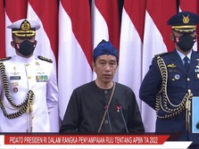 2 Tahun Luput dari Pidato Jokowi, RI Jadi Pindah Ibu Kota?
