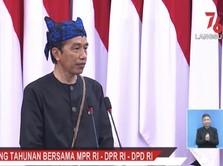 Jokowi: Struktur Ekonomi RI Harus Dialihkan dari Konsumsi!