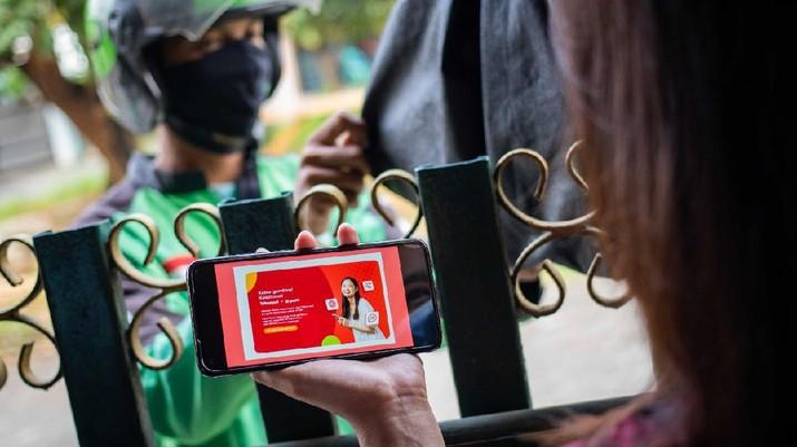 -Telkomsel dan Gojek kembali melanjutkan kolaborasi pada layanan unggulan keduanya dengan menghadirkan Paket Data Telkomsel guna meningkatkan produktivitas mitra UMKM GoFood