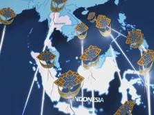 Warga RI Belanja di Singapura-Thailand Tinggal Scan Ponsel