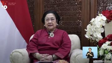 Megawati Nangis Presiden Dihina: Ada yang Bilang Jokowi Kodok thumbnail