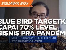 Akhir 2021, BIRD Targetkan Capai 70% Level Bisnis Pra-Pandemi