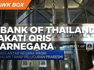 BI & Bank of Thailand Sepakati QRIS Antarnegara