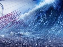Ada Ramalan-Ramalan Seram Soal Potensi Tsunami Raksasa di RI