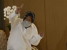 Risma Blak-blakan Setop Bansos Tunai PPKM Rp300 Ribu