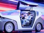 Kenalkan Ini Robocar Baidu, Mobil 'Hantu' Masa Depan China
