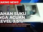 BI Tahan Suku Bunga Acuan di Level 3,5%