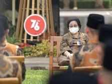 Megawati Dukung Penuh Jokowi: Mau Dibully, Gak Takut Saya!