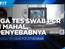 Harga Swab PCR di Indonesia Mahal, Kata Persi Ini Sebabnya