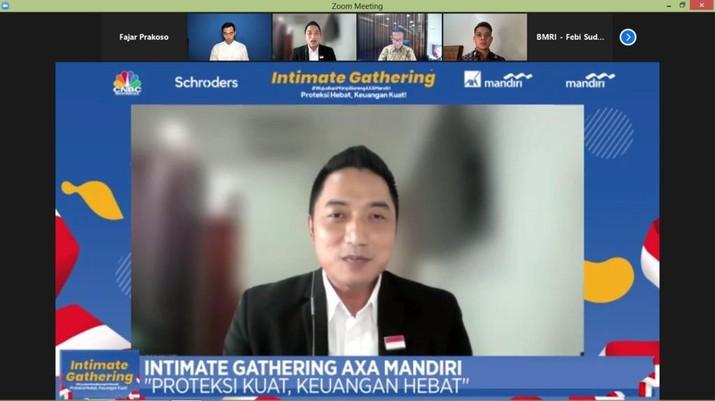 intimate gathering Axa