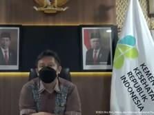 Kasus Aktif Covid RI Turun Drastis, Menkes Masih Was-was