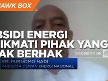 DEN: Subsidi Energi Banyak Dinikmati Pihak Yang Tidak Berhak