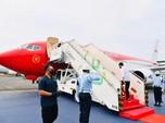 Jokowi Terbang Bersama Prabowo ke Kalimantan Timur, Ada Apa?