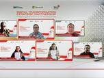 Telkom & Microsoft Akselerasi Transformasi Digital di RI