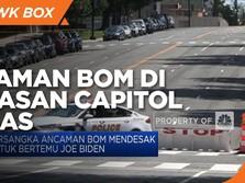 Ancaman Bom di Kawasan Capitol Hill AS