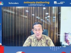 Bos Schroders Buka-bukaan Efek Tapering hingga Outlook Global
