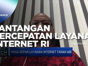 Infrastruktur Jadi Tantangan Percepatan Layanan Internet RI