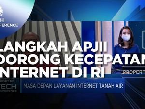 Langkah APJII Dorong Kecepatan Internet di Indonesia