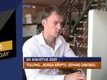 Neraca Pembayaran Q2-2021 Minus & Bursa Kripto Jepang Dibobol