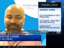 Startup Lokal Go Global Ala Kredivo