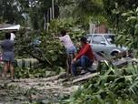 Bencana Lagi! Penampakan Badai Grace Terjang Meksiko, 8 Tewas